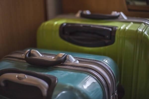 アメックスのスーツケース宅配サービス