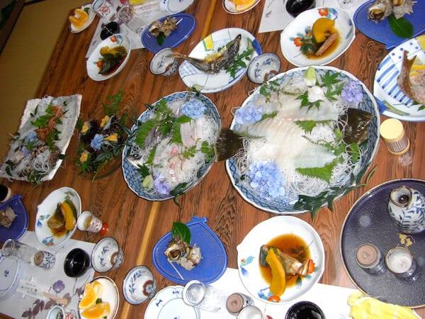 常神/海鮮料理