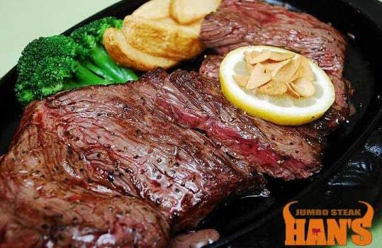 石垣島のステーキ