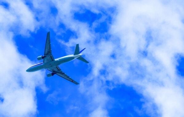 飛行機はマイルでタダになる
