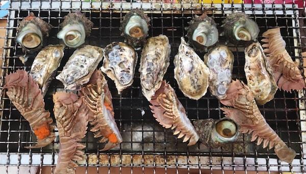 糸島・正栄の牡蠣