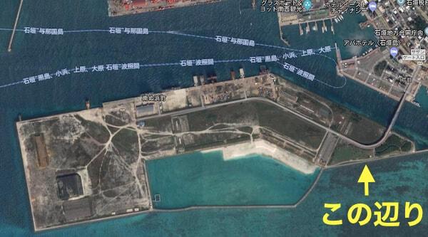 南ぬ島マップ