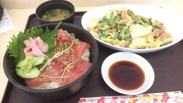 石垣島/まぐろ丼