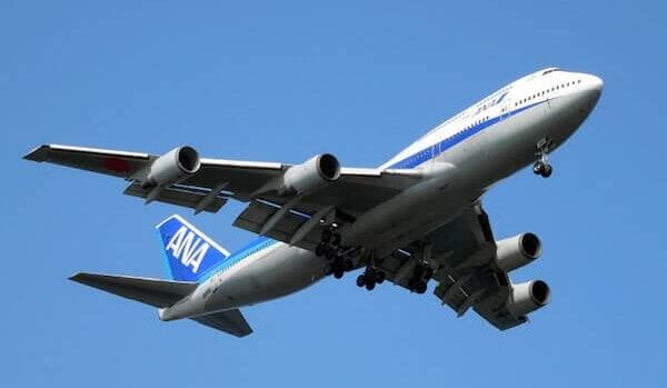 ユナイテッド航空でANA国内線を発券
